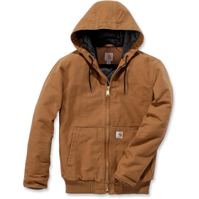 Carhartt Duck Active Jacket Men brown